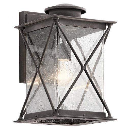 Kichler Outdoor Wall 1Lt LED | 49745WZCL18
