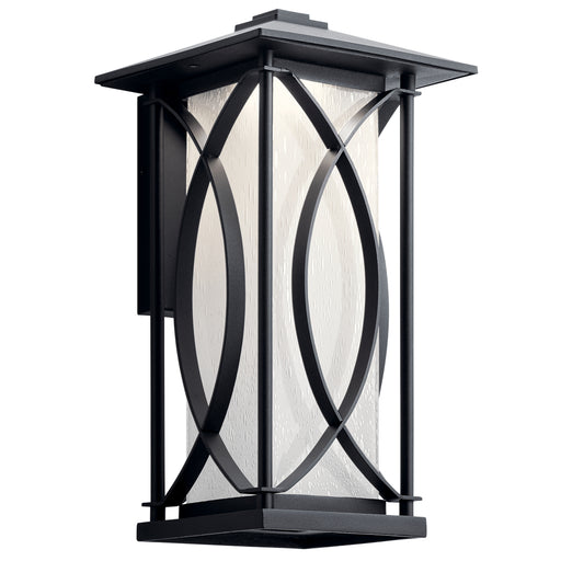Kichler Outdoor Wall LED | 49974BKTLED