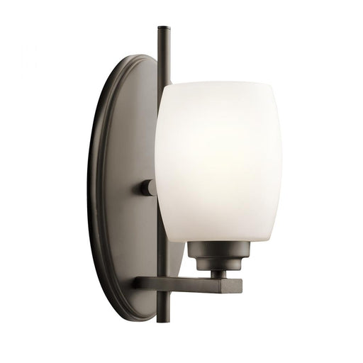 Kichler Wall Sconce 1 Light LED | 5096OZSL18