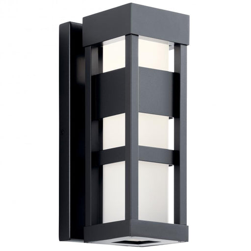 Kichler Outdoor Wall LED | 59035BKLED