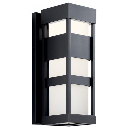 Kichler Outdoor Wall LED | 59036BKLED