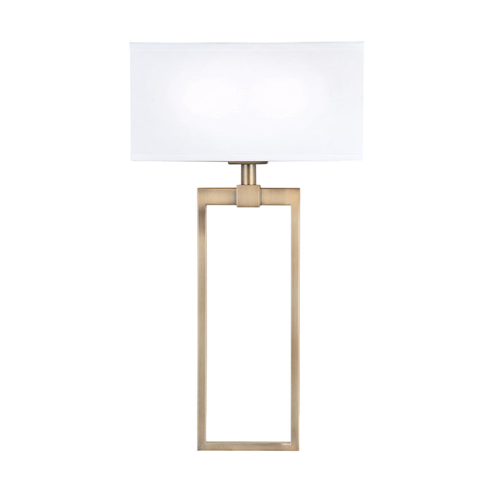 Capital 2 Light Sconce | 633321AD