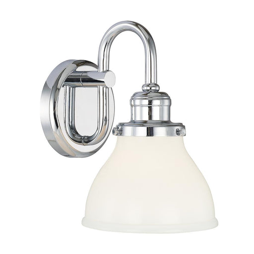 Capital Canada 1 Light Sconce | 8301CH-128