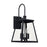 Capital 4 Light Outdoor Wall Lantern | 926841BK