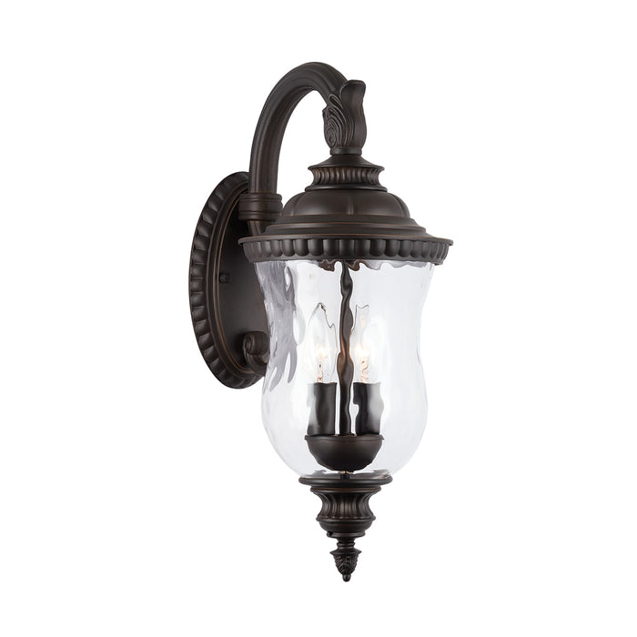 Capital 2 Light Outdoor Wall Lantern? | 939822OZ