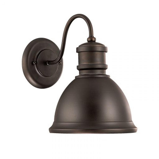 Capital 1 Light Outdoor Wall Lantern | 9492OB