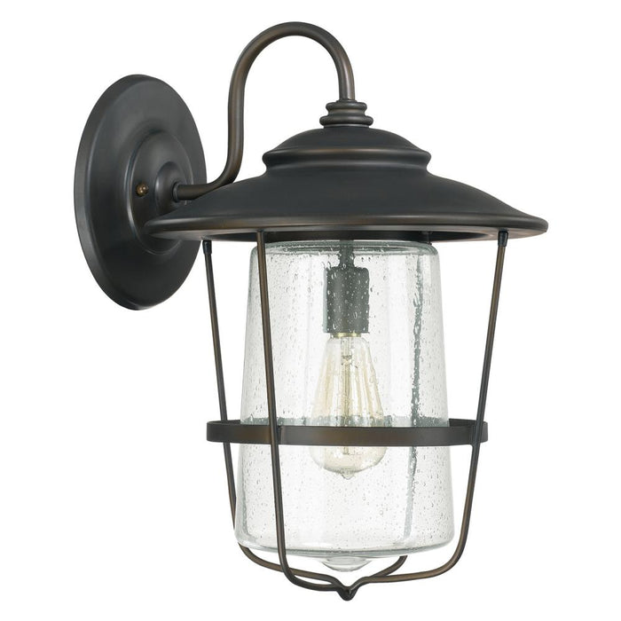 Capital 1 Light Outdoor Wall Lantern | 9603OB