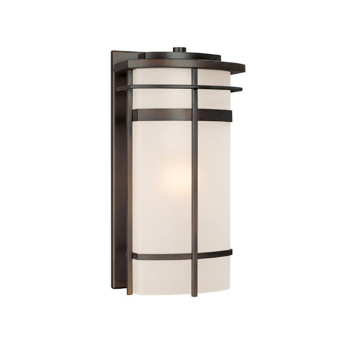 Capital 1 Light Outdoor Wall Lantern | 9881OB