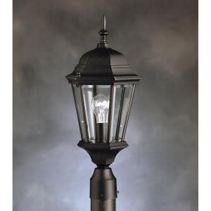 Kichler Outdoor Post Mt 1Lt | 9956BK