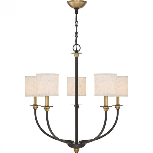 Quoizel Audley Chandelier | ADY5005OZ