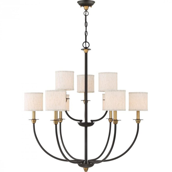 Quoizel Audley Chandelier | ADY5009OZ