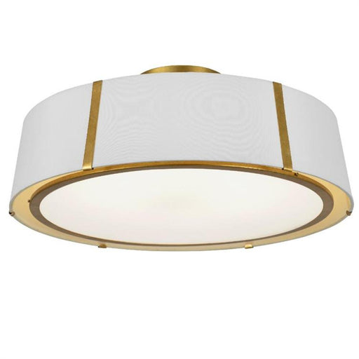 Crystorama Fulton 6 Light Gold Ceiling Mount | FUL-907-GA_CEILING