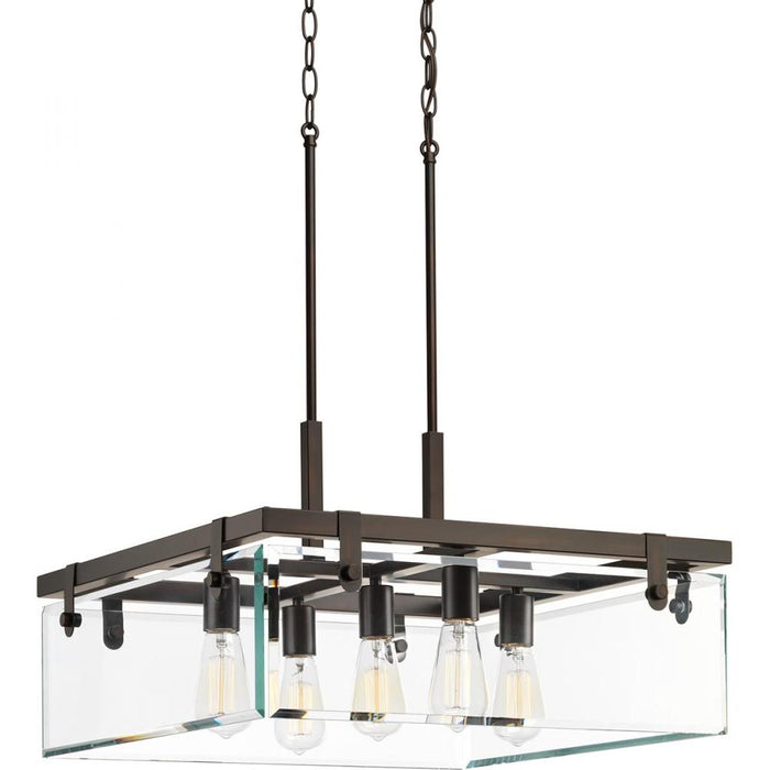 Progress Glayse Five-Light Pendant | P500074-020