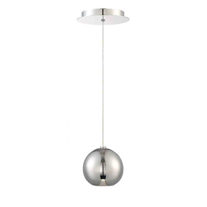 Modern Forms  Acid LED Round Pendant | PD-15604-PN