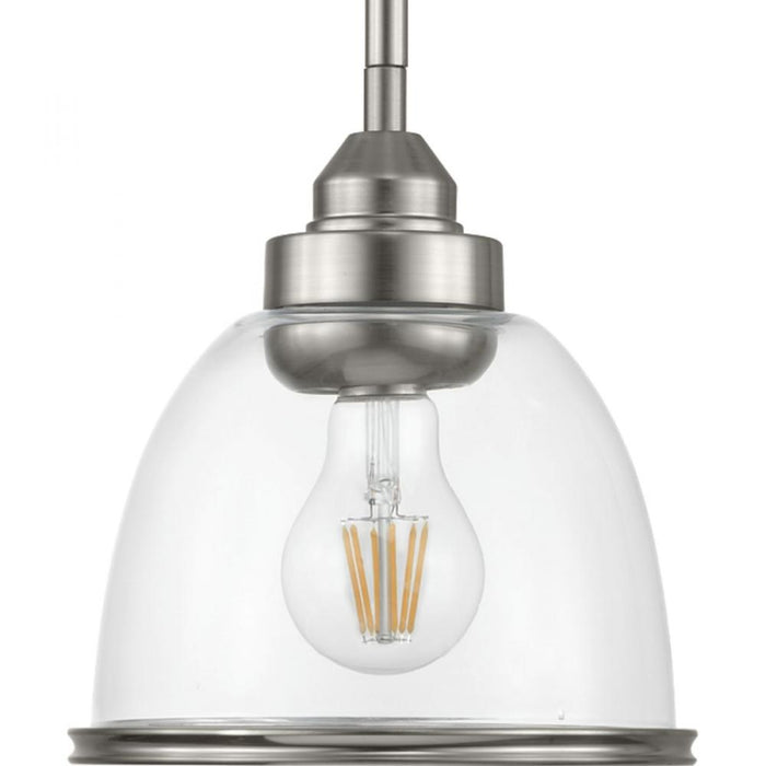 Progress Saluda Collection One-Light Mini-Pendant | P500137-009