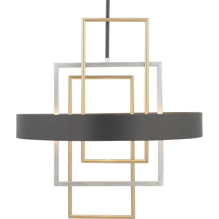 Progress Adagio Collection Six-Light Pendant | P500174-031
