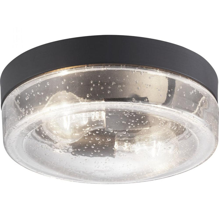 Progress Weldon Collection Two-Light Flush Mount | P550042-031