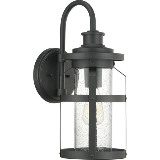 Progress Haslett Collection One-Light Medium Wall Lantern | P560095-031