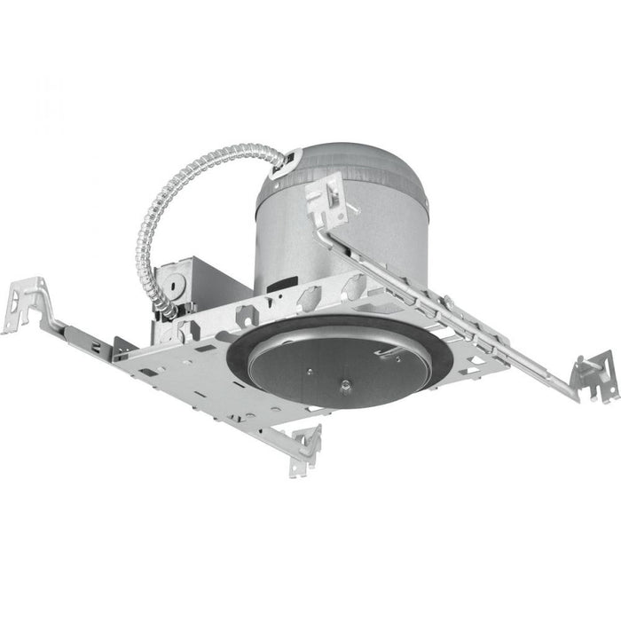"Progress 5"" Recessed IC Housing, Air-Tight New Construction 