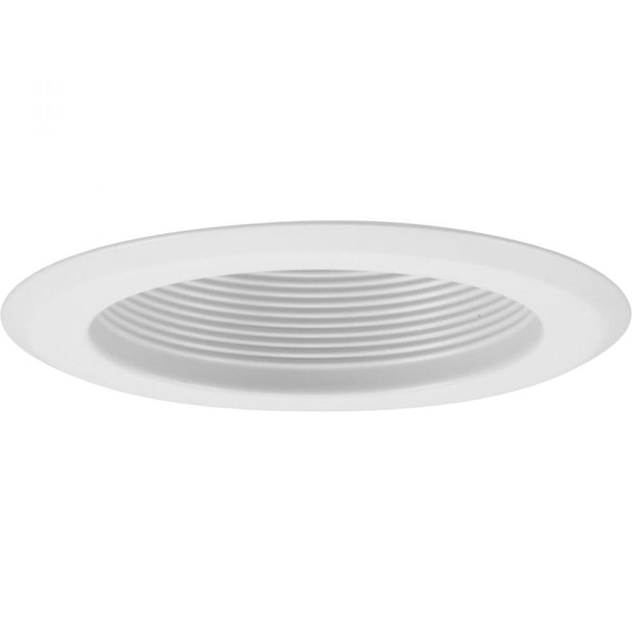 "Progress 5"" Recessed Eyeball for P851-ICAT, White Finish 