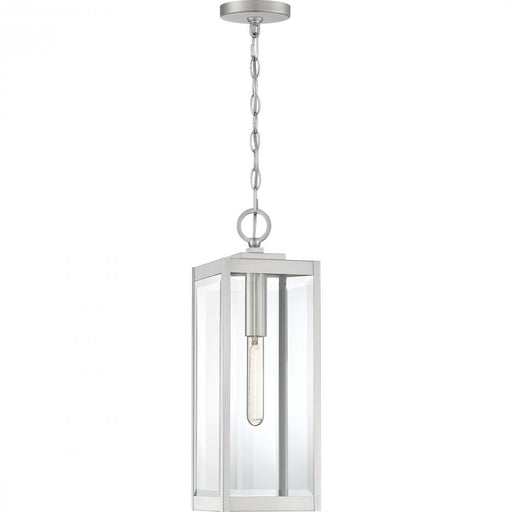 Quoizel Westover Outdoor Lantern | WVR1907SS