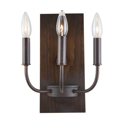 Artcraft Aberdeen AC11053BU Wall Light