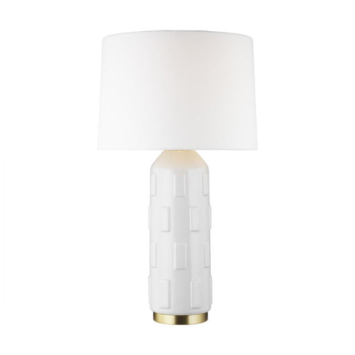 Generation Lighting - Designer Collection 1 - Light Large Table Lamp | CT1081ARC1
