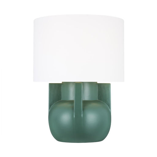 Generation Lighting - Designer Collection 1 - Light Wide Table Lamp | LT1071GRC1