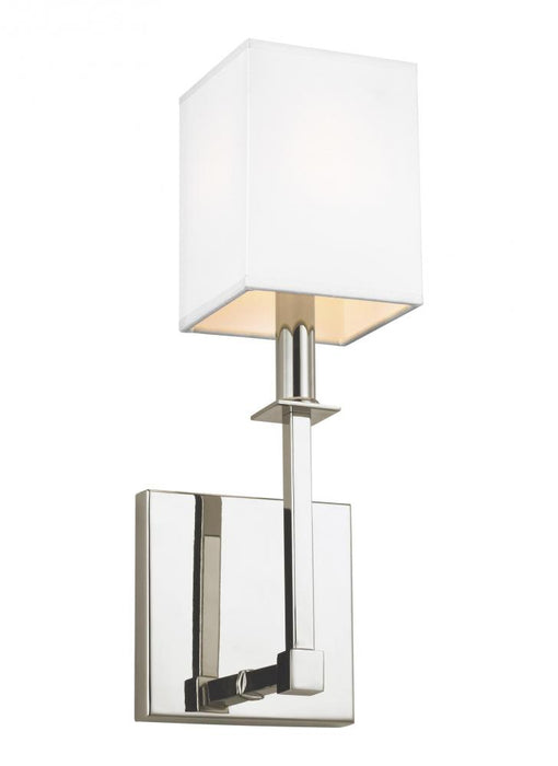 Generation Lighting - Feiss 1 - Light Wall Sconce | WB1872PN