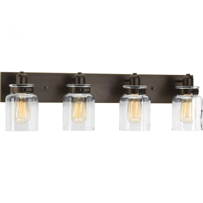Progress Calhoun Collection Four-light bath & vanity | P300048-020
