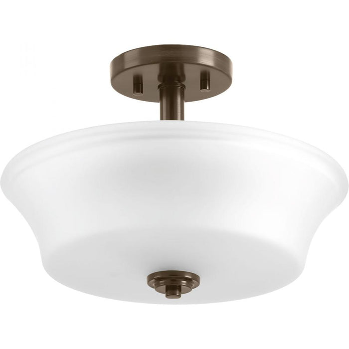"Progress Cascadia Collection Two-Light 14"" Convertible 