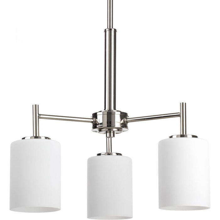 Progress Replay Collection Three-Light Chandelier | P4318-104