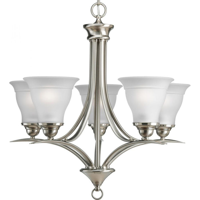 Progress Trinity Collection Five-Light Chandelier | P4328-09