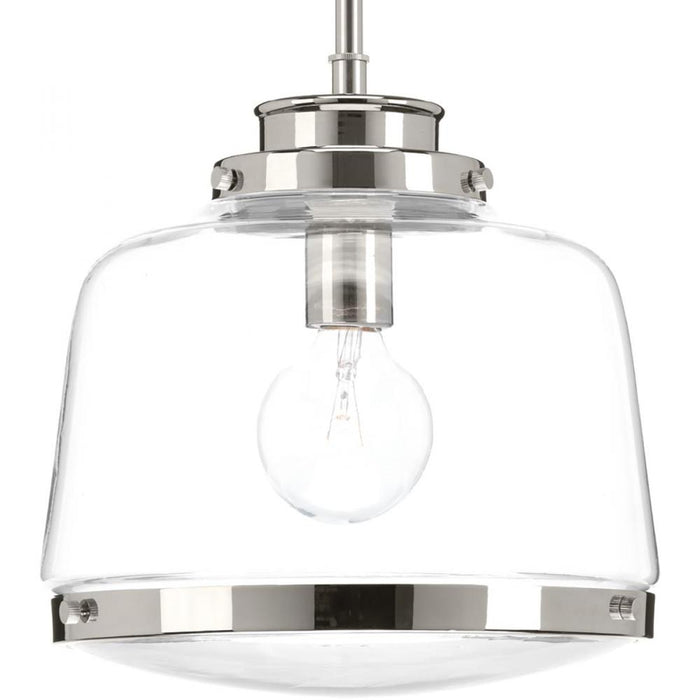 Progress Judson One-Light Pendant | P500061-104