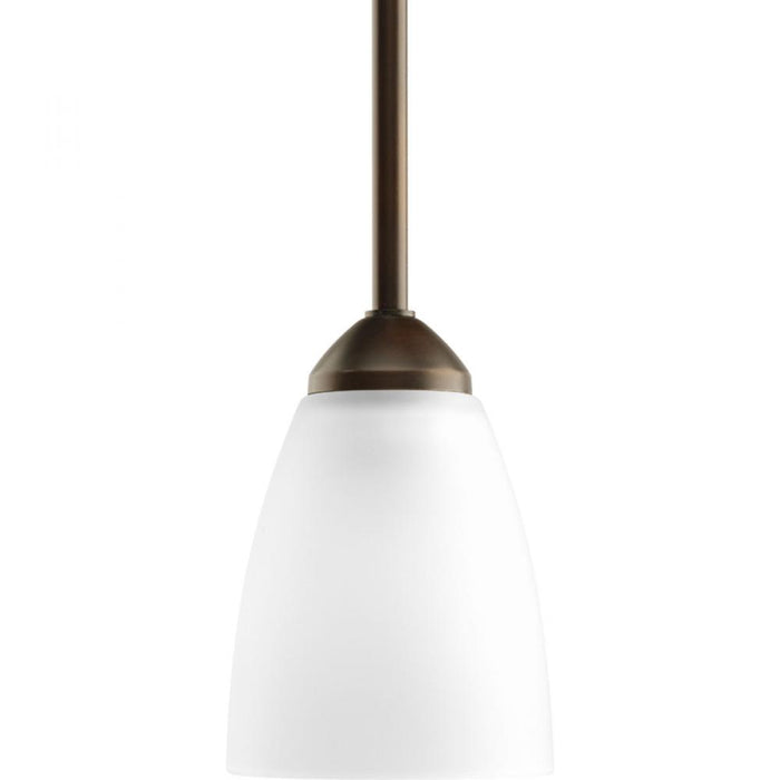 Progress Gather Collection One-Light Mini-Pendant | P5113-20