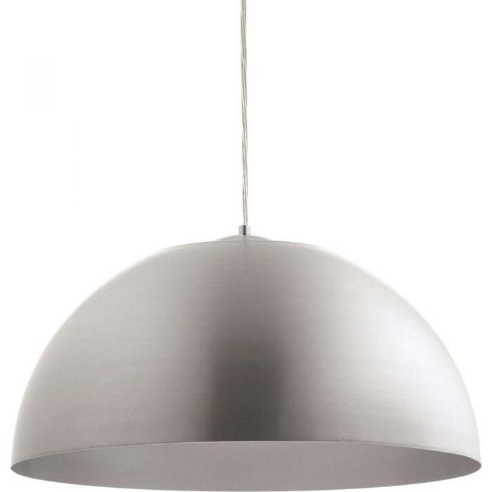 Progress Dome Collection One-Light LED Pendant | P5342-1630K9