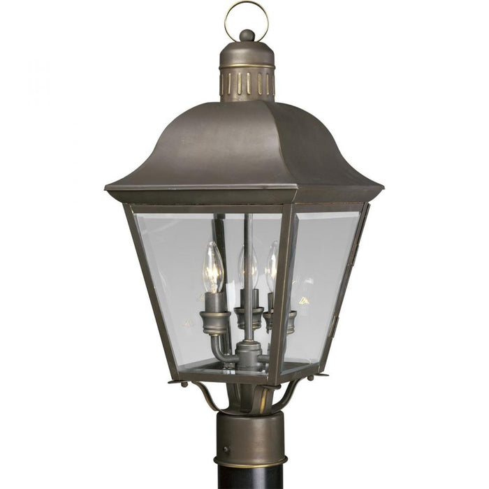 Progress Andover Collection Three-Light Post Lantern | P5487-20