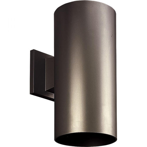 Progress Bronze LED Outdoor Wall Cylinder | P5641-20/30K