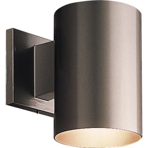 Progress Bronze LED Outdoor Wall Cylinder | P5674-20/30K
