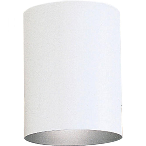 Progress White LED Outdoor Flush Mount Cylinder | P5774-30/30K