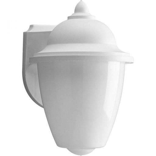 Progress Polycarbonate Collection Outdoor One-Light Wall Lantern | P5844-30