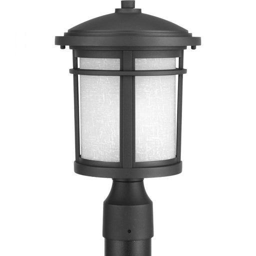 Progress Wish Collection One-Light LED Post Lantern | P6424-3130K9