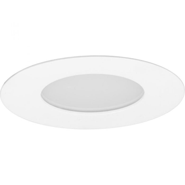"Progress 5"" Edgelit LED Indoor-Outdoor Canless Recessed Downlight 