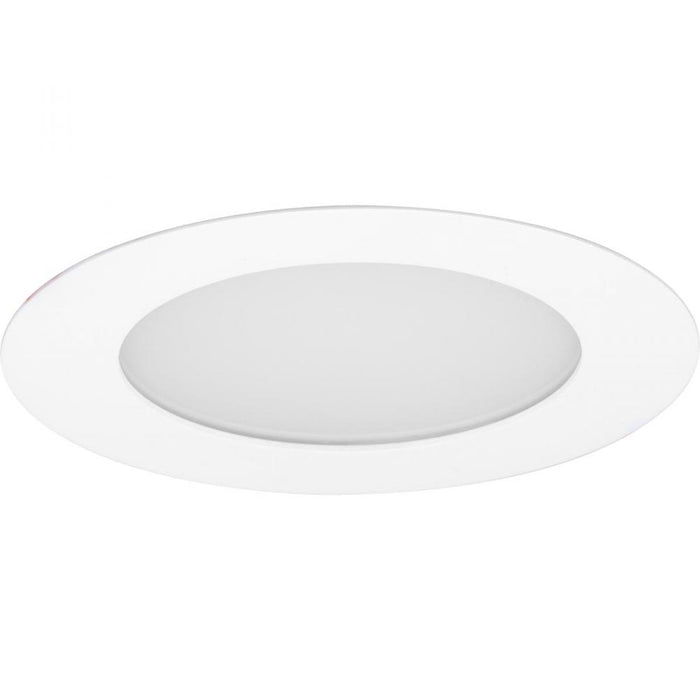 "Progress 7"" Edgelit LED Indoor-Outdoor Canless Recessed Downlight 