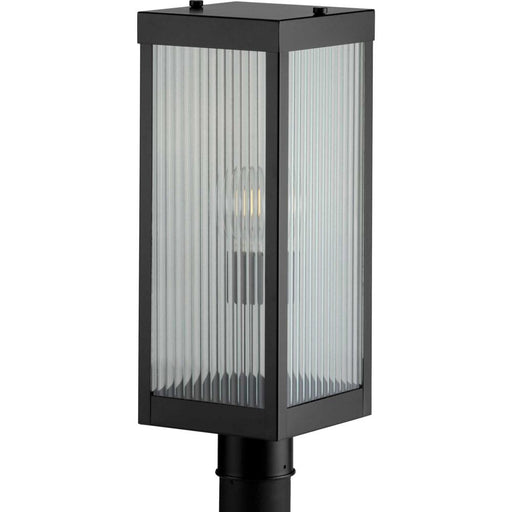 Progress Felton Collection Black One-Light Post Lantern | P540024-031