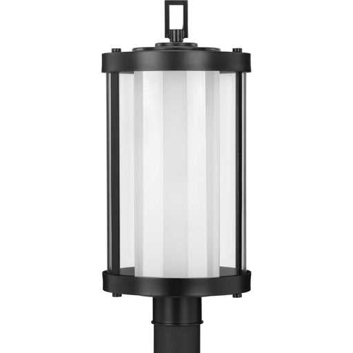 Progress Irondale Collection Black One-Light Post Lantern | P540054-031