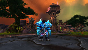 "Warrior | Corrupted Ashbringer | 9/9 Tier 3 ""Dreadnaught"" Set 