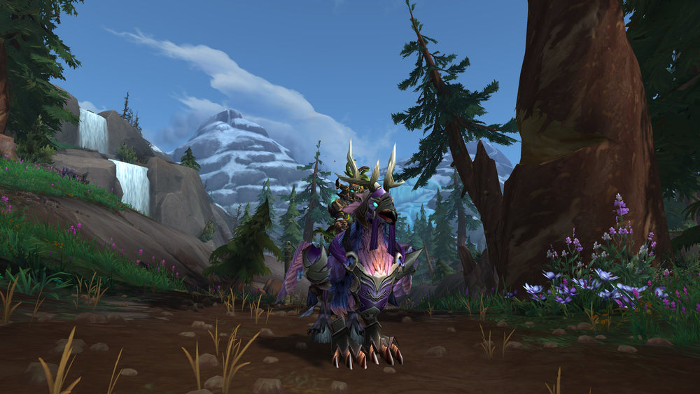 "Insane Vanity Account | 30.2k Achievement Points | 547 Mounts | 100 Exalted Reputations | ""Esteemed"" 