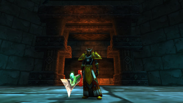 Paladin | Corrupted Ashbringer | CM | Tabard of the Protector | Warlord | the Undying