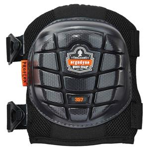 Ergodyne® Proflex® Lightweight 357 Injected Short Cap Gel Kneepads